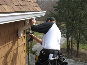 Toledo, OH and MI's experts for gutter installation