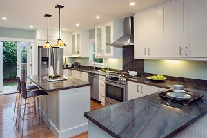 Toledo remodeled kitchen