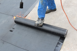 Residential and commercial flat roofs in OH and MI
